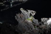 Jedna z atrakcji północnego nabrzeża Jeju – głowa smoka. Tak, tak – uruchomcie wyobraźnię a może zobaczycie :D One of the attractions of northern coast of Jeju – dragon's head. Yes – you need to use all of your imagination and maybe you will see it :D