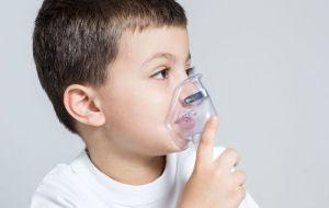 boy asthma