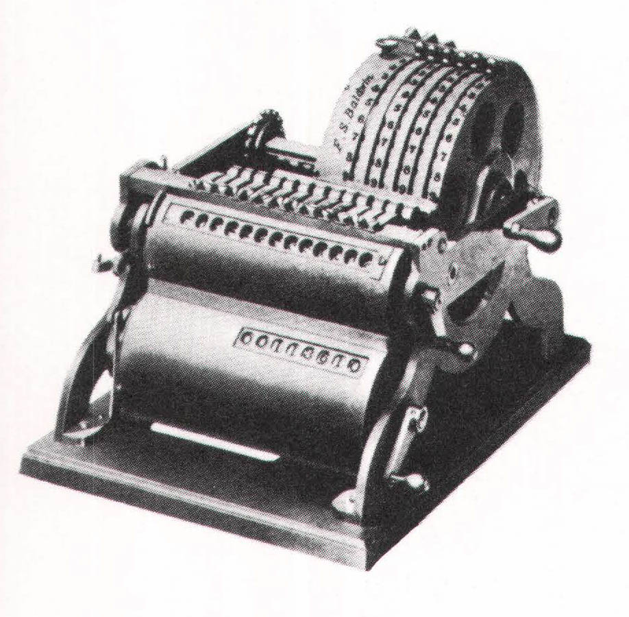 3 3 Mechanical Calculators Bit By Bit