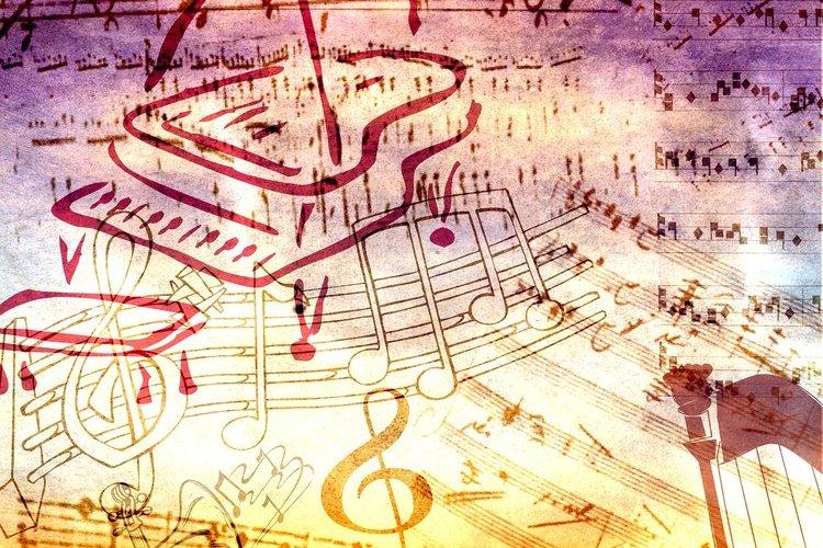 music as data