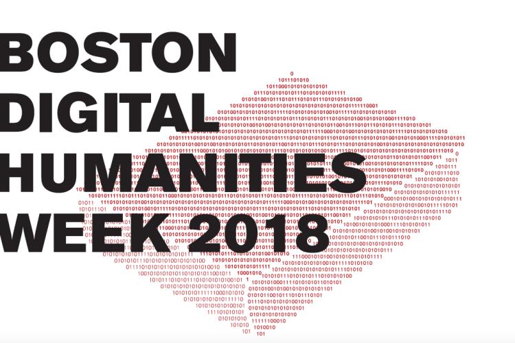 BostonDH Week poster
