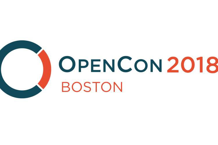 OpenCon 2018 Boston Logo