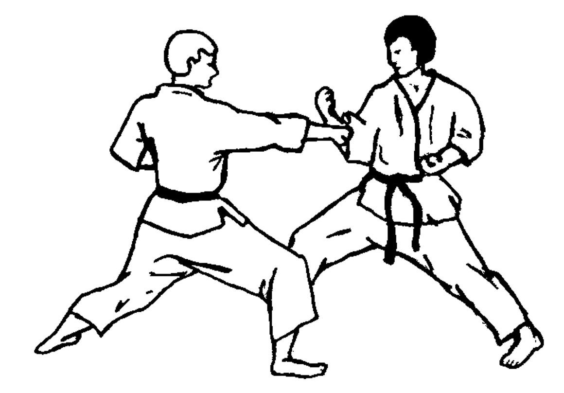 va ajuta karate să piardă în greutate)