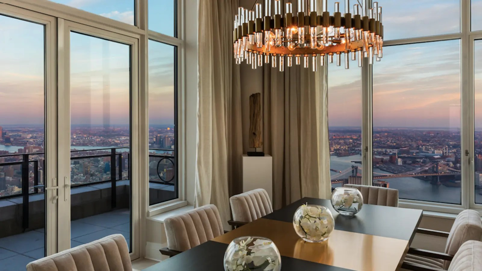 The Four Seasons Private Residences 30 Park Place Nyc