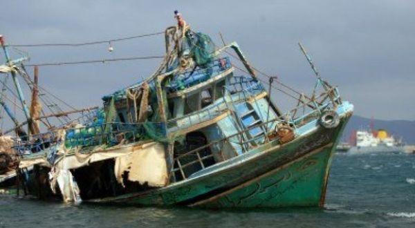 enquête sur un naufrage frantôme