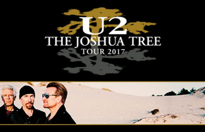 """Résultat de recherche d'images pour """"ticket concert U2 joshua tree 1987"""""""