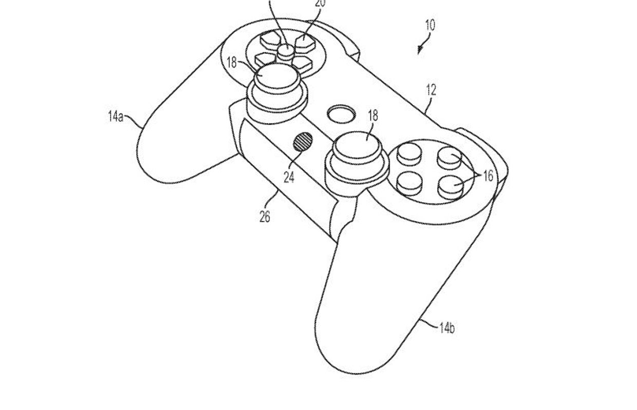 Sony S Next Dualshock Controller Can Have A Touchscreen Manchikoni
