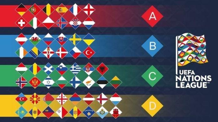 """Résultat de recherche d'images pour """"Les grands debuts de l'inconnu Ligue des Nations ! Qu'est-ce que la Ligue des nations ?"""""""