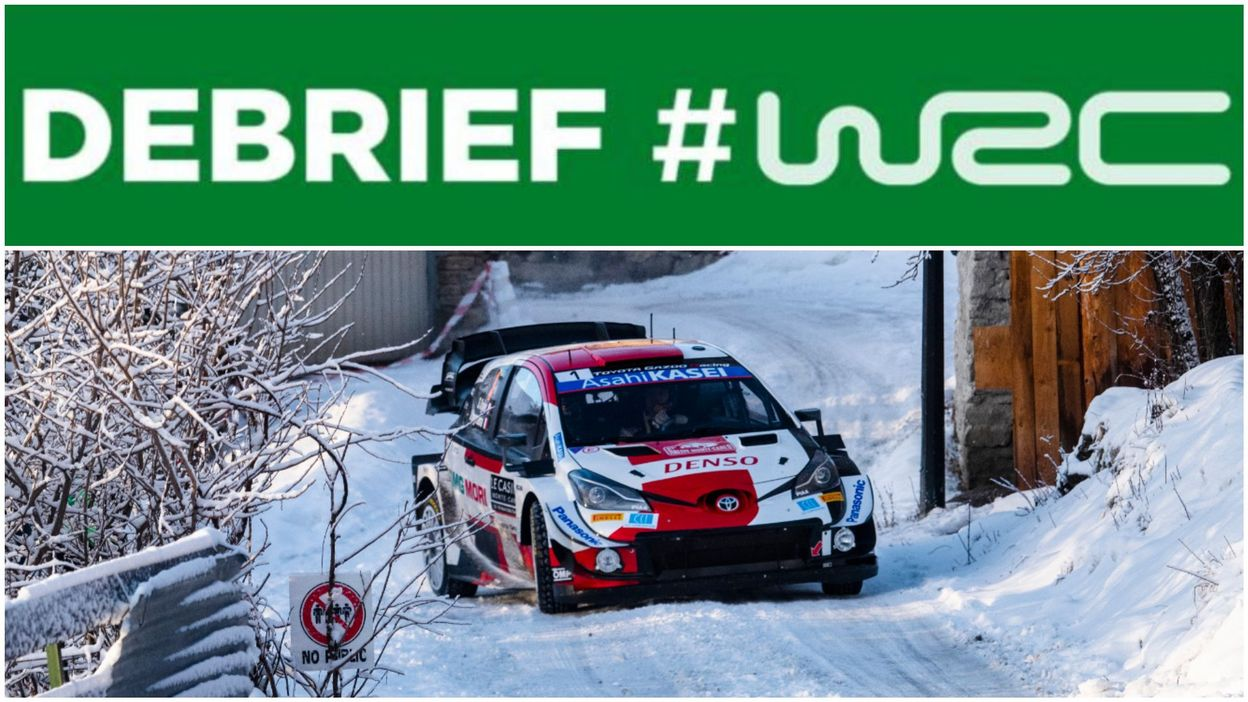 WRC Monte-Carlo, Saturday briefing: Bagarre Ogier