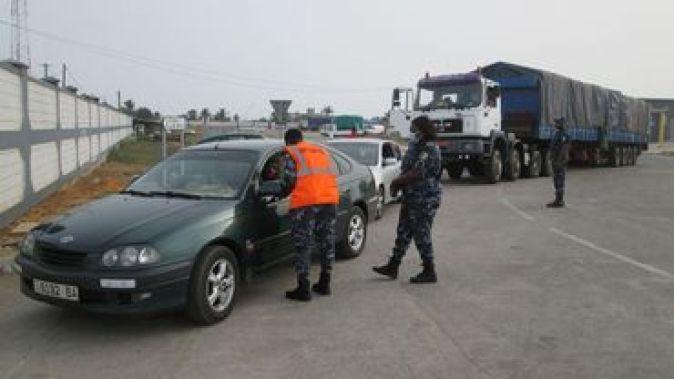 Une opération policière au Bénin dans le cadre de Weka.