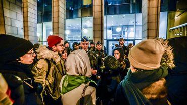Un contrôle policier musclé a eu lieu au sein de l'asbl Globe Aroma, le 9 février dernier.