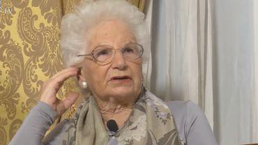 Liliana Segre, survivante de l'holocauste, mise sous protection policière