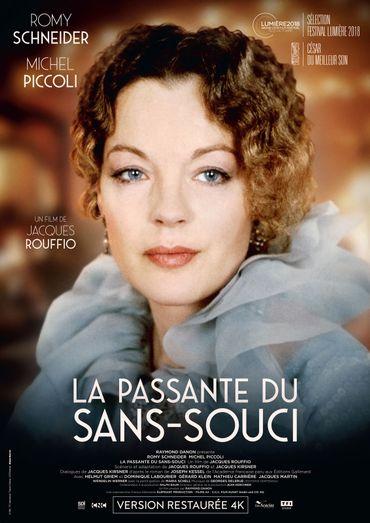 """Affiche du film """"La Passante du Sans-Souci"""""""