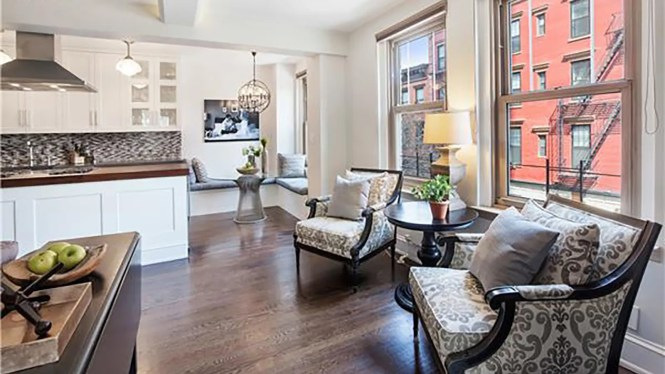 The Waverly 136 Place Nyc Apartments Cityrealty