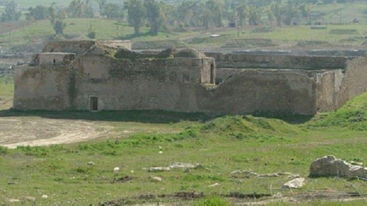 Un monastère vieux de 200 ans détruit pas l'Etat islamique en Irak
