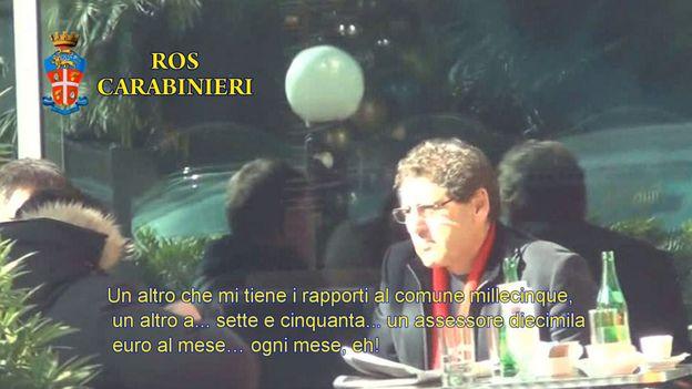 """Rome: arrestation d'un nouveau """"roi"""" de la mafia et confiscation de ses biens"""