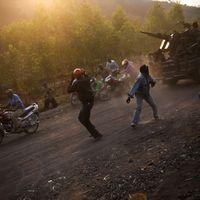 L'armée dans l'est du Congo