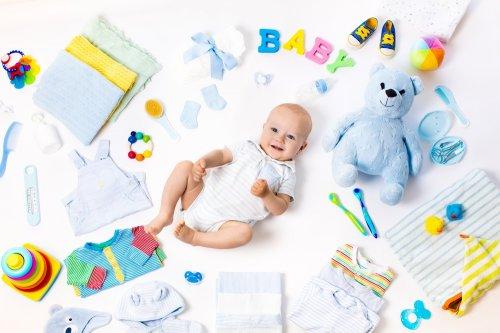 9 Pilihan Kado Terbaik Untuk Bayi 1 Bulan
