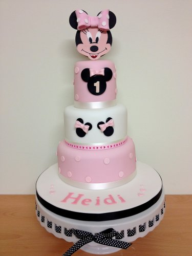 10 Cute And Pretty 1st Birthday Cakes For Girls With Pictures Party Theme Ideas And Lots More 2019