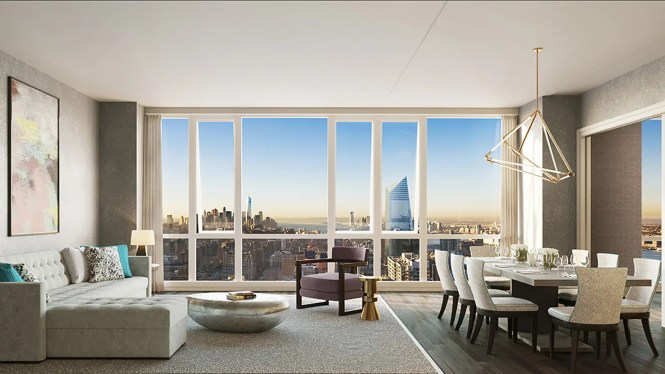 Manhattan View At Mima 460 West 42nd Street Nyc Condo Apartments Cityrealty
