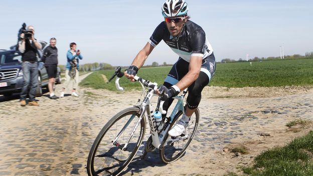 Cancellara, le favori de Paris-Roubaix