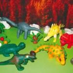 Древний мир динозавров