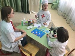 Детский штаб по борьбе с вирусом -2020