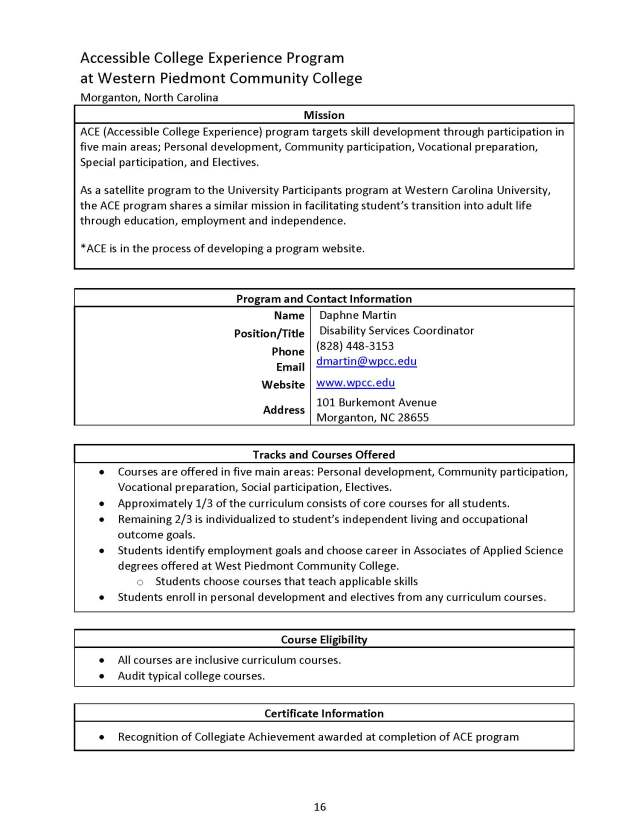 NC Post Secondary Education Programs - 11-29-12_Page_16