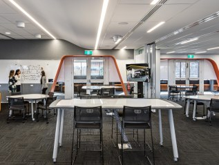 Next Generation Learning Environments