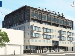 Bouverie Street Redevelopment