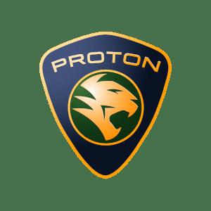 Proton's brand logo.