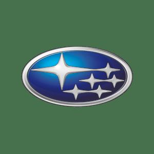 Subaru's brand logo.