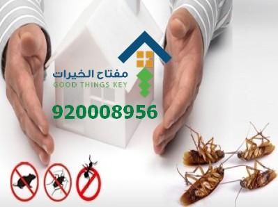افضل شركة رش حشرات جنوب الرياض 920008956