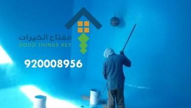 شركة عزل خزانات شمال الرياض 920008956