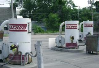 Cleaning tanks company