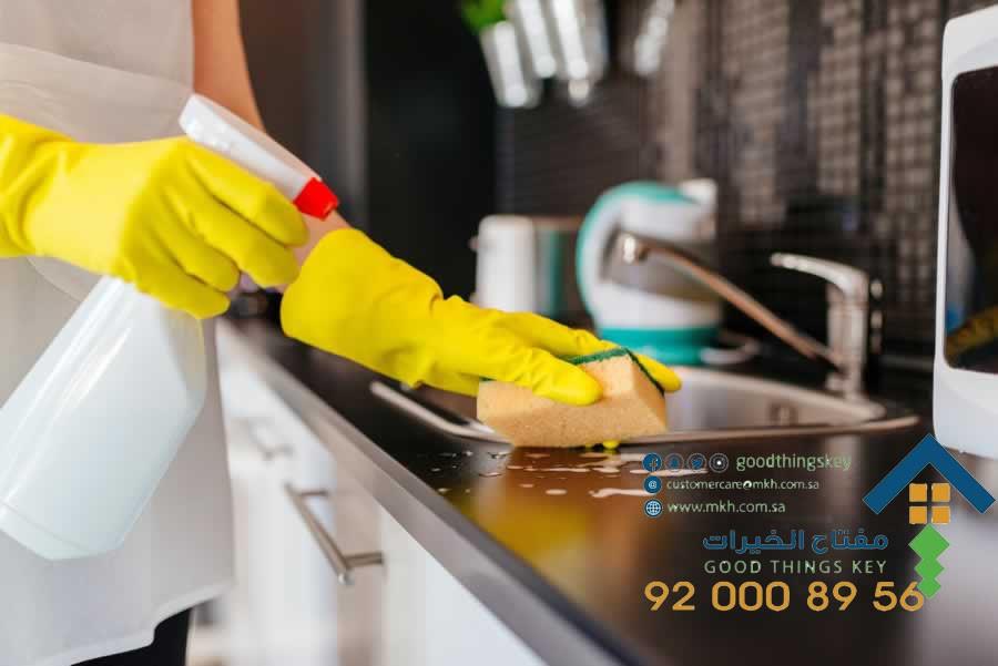 شركة تنظيف منازل محروقة غرب الرياض