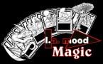 L A Mood Magic T-Shirt - Red