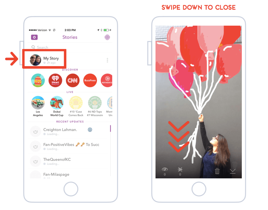 How to Use Snapchat: 12 Dead Easy Steps to Navigate the Snapchat Interface