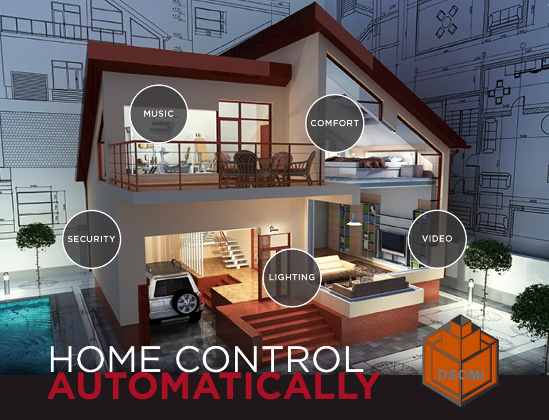 home automation by DSCMI