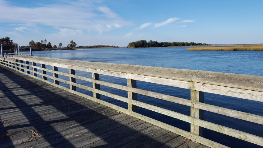 Fishing Pier, Masseys Landing, delaware, sussex county