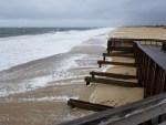 southside walk on beach, delaware seashore state park