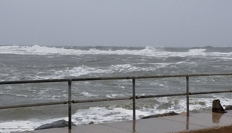 Indian river inlet was off the hook rough