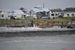indian river inlet, delaware, sussex county, tidal flooding