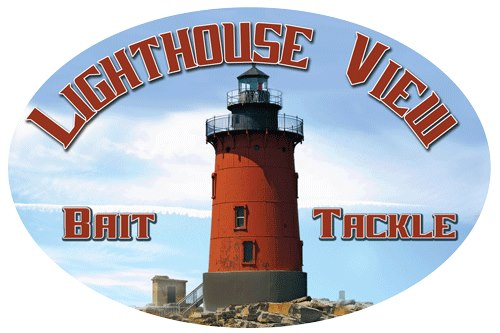 Lighthouse View Bait and Tackle a War On The Shore sponsor