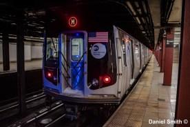 M Train at Broad Street