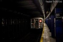 3 Train Leaves 86th Street