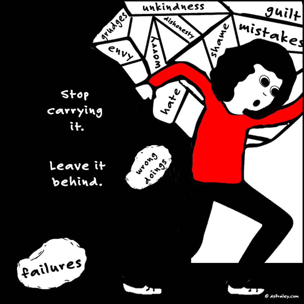 Stop Carrying It