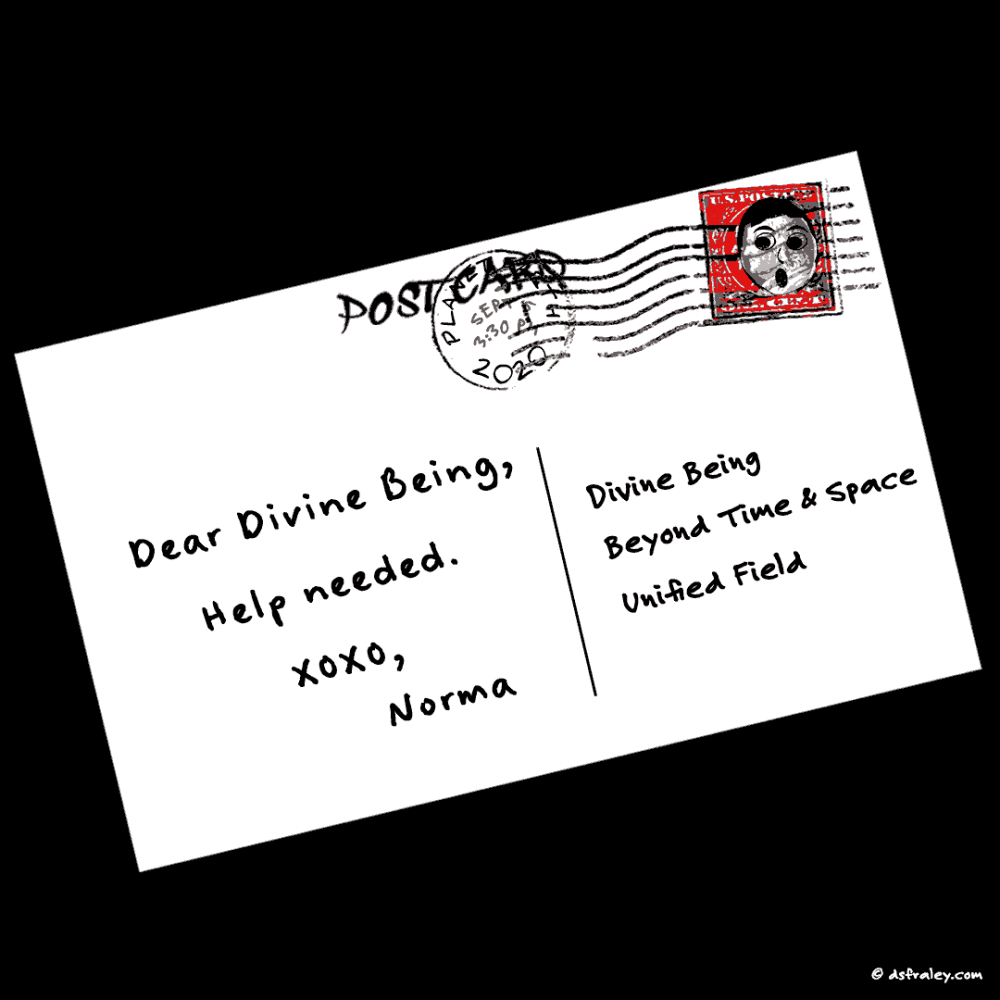 Dear Divine Being