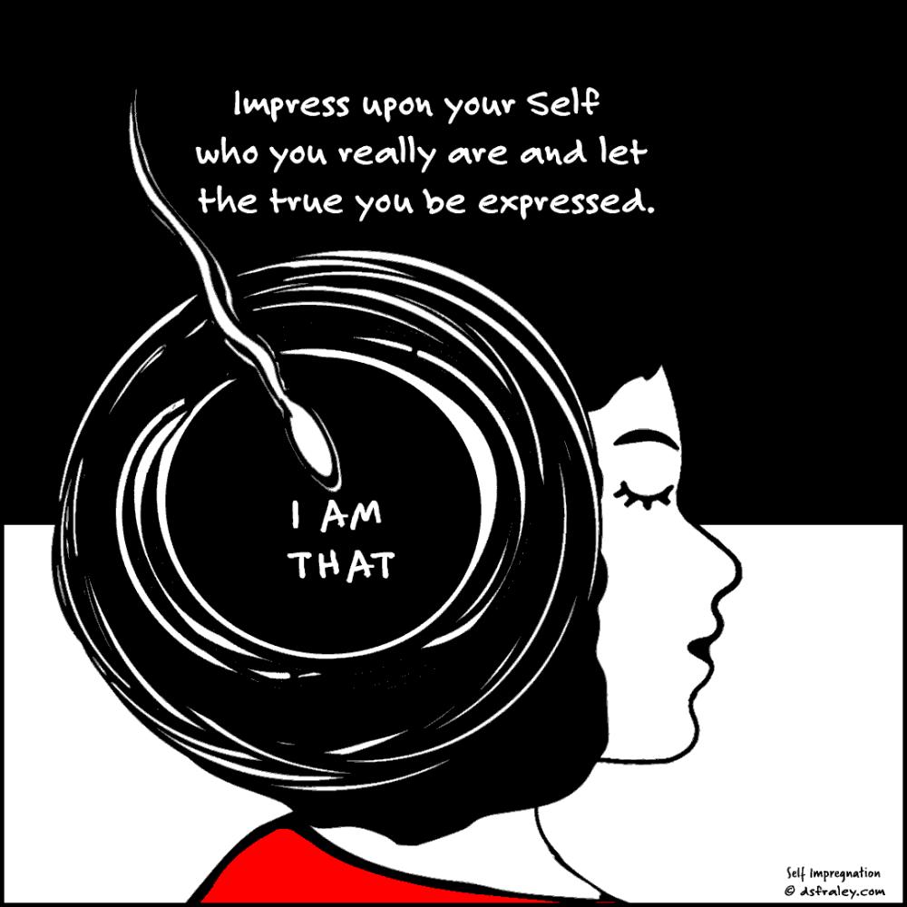 Self Impregnation