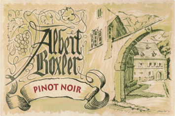 Image result for Boxler Pinot Noir 2016